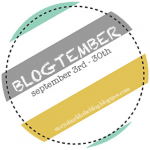 Blogtember: hypothetically realistic