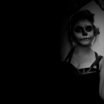 #SwiftlyPainted Selfie challenge: November, I guess I'll sleep when I'm dead….