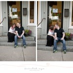 Melissa & Steve, engagement session
